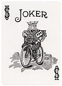 Playing Card - Joker XXXXL