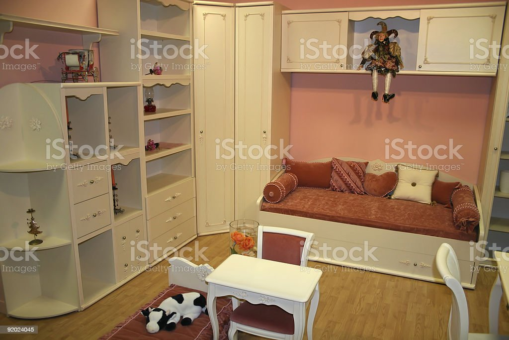 playroom 5 stock photo