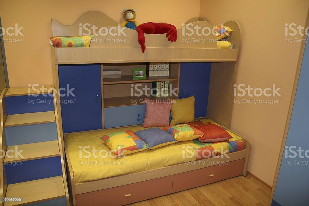 playroom 6 stock photo