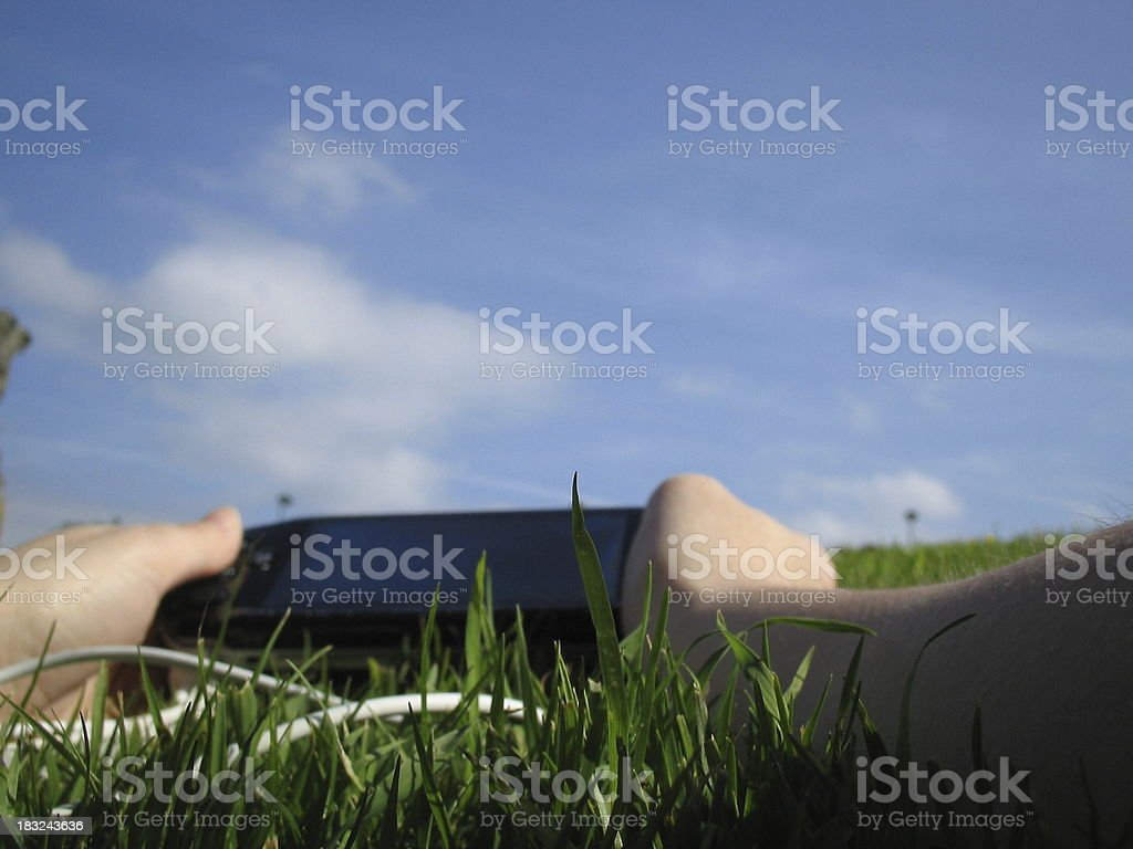 PlayStation diffuse royalty-free stock photo