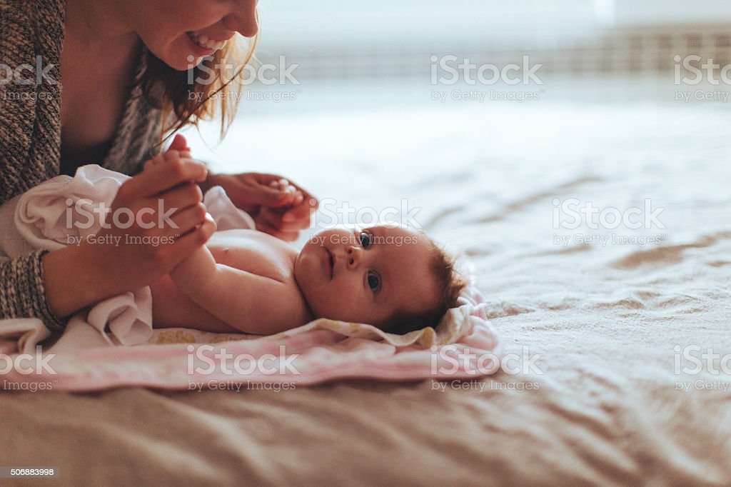 Playtime stock photo