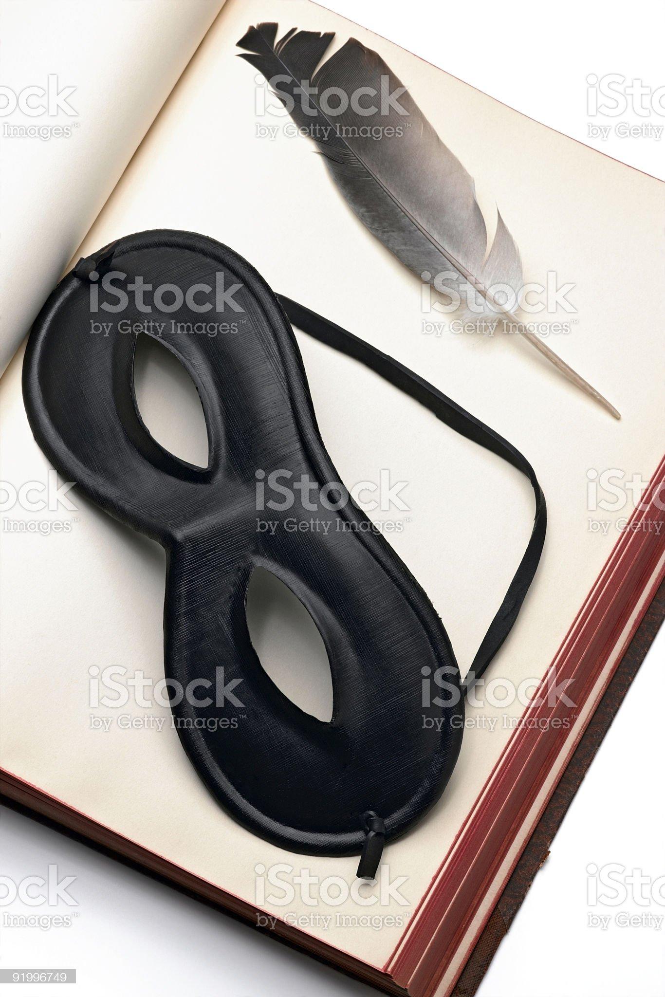 playwright royalty-free stock photo