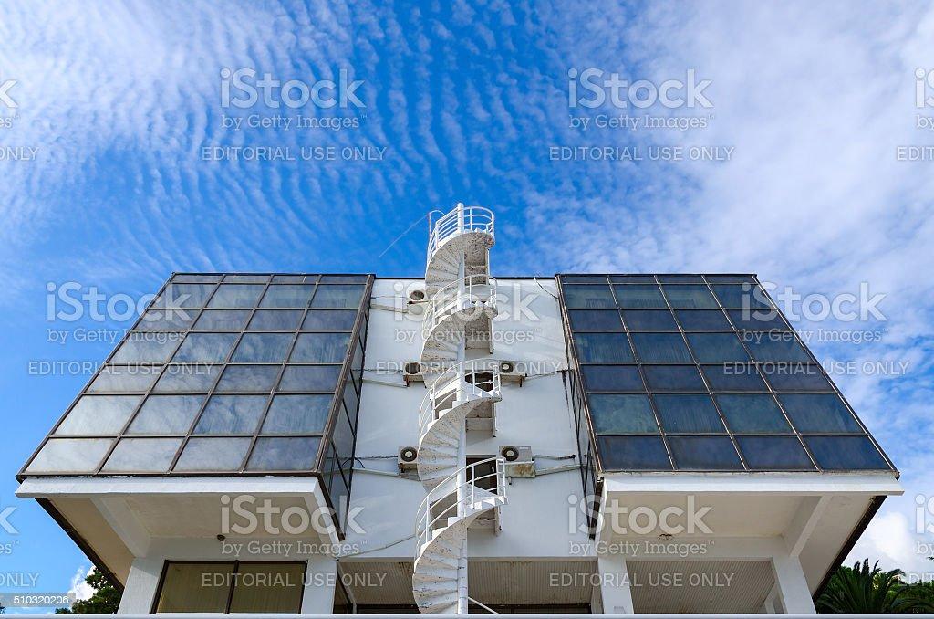 Plaza Hotel 3 *, Herceg Novi, Montenegro stock photo