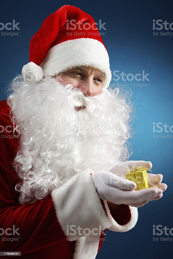 Pleasant present royalty-free stock photo