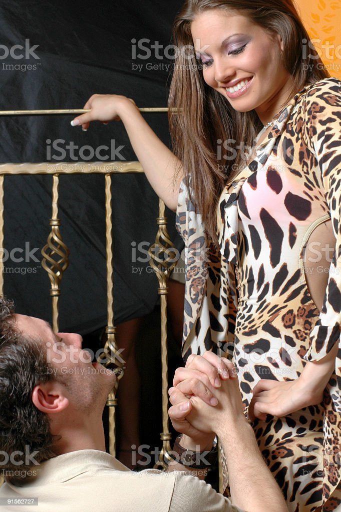 Please be mine royalty-free stock photo