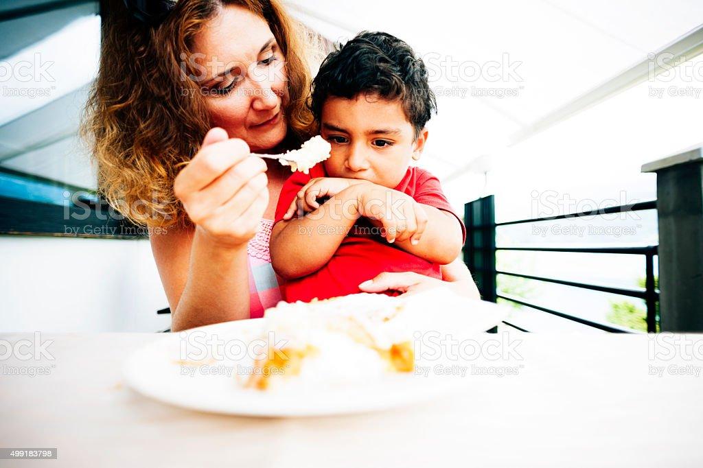 Please Eat It stock photo