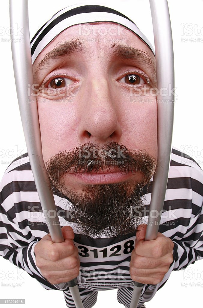 Please Let Me Out royalty-free stock photo