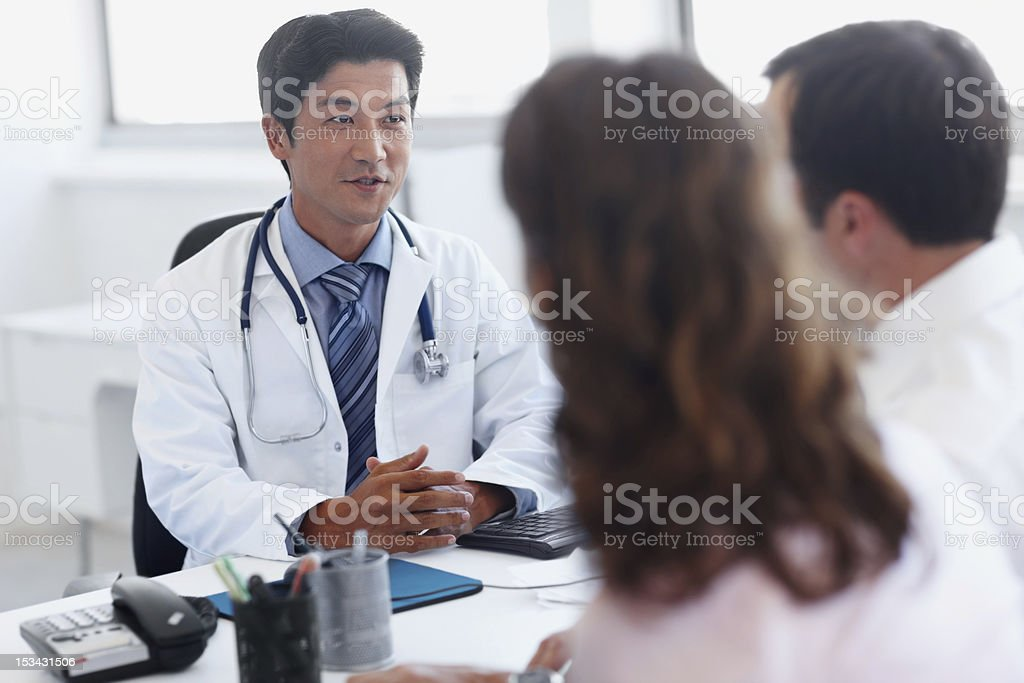 Please let me take care of everything stock photo