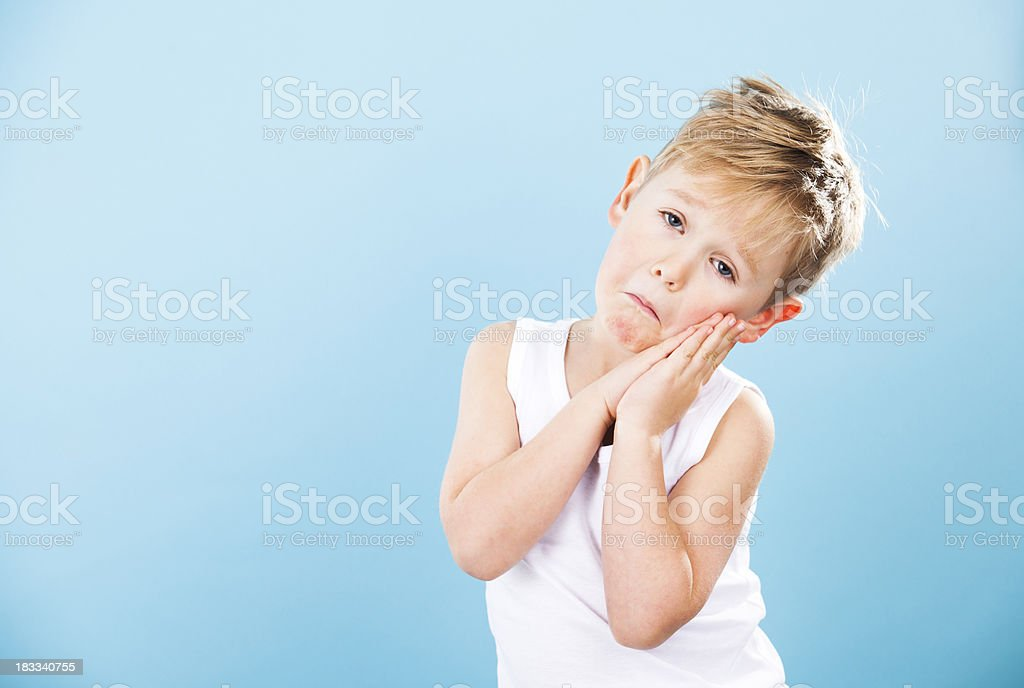 Please!!! royalty-free stock photo