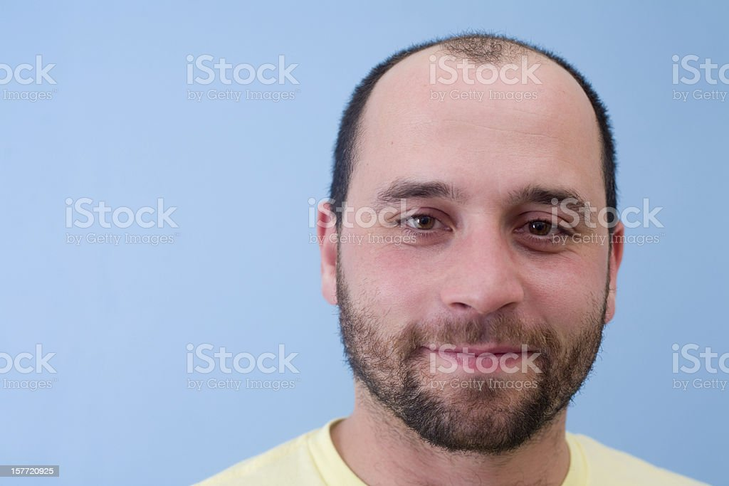 pleased royalty-free stock photo