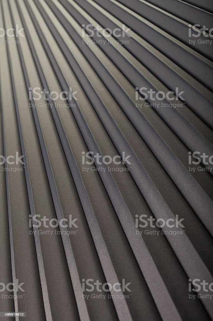 Pleated Blind Background stock photo