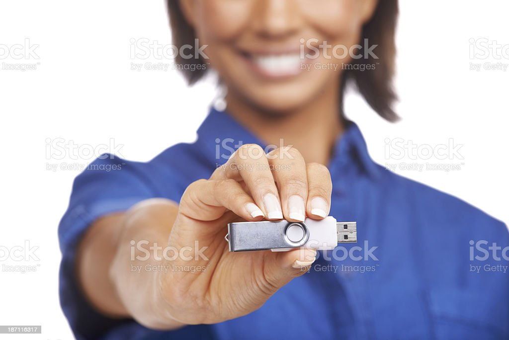 Plenty of space on this one stock photo
