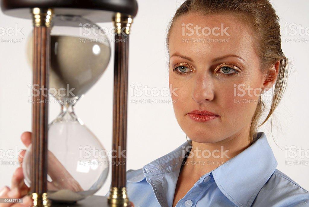 Plenty of Time stock photo