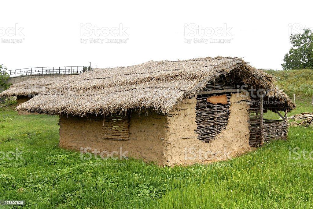 Plocnik - archaeological site royalty-free stock photo