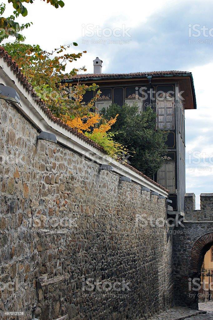 Plovdiv stock photo