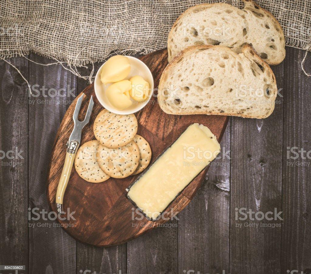 Plowman's Lunch stock photo