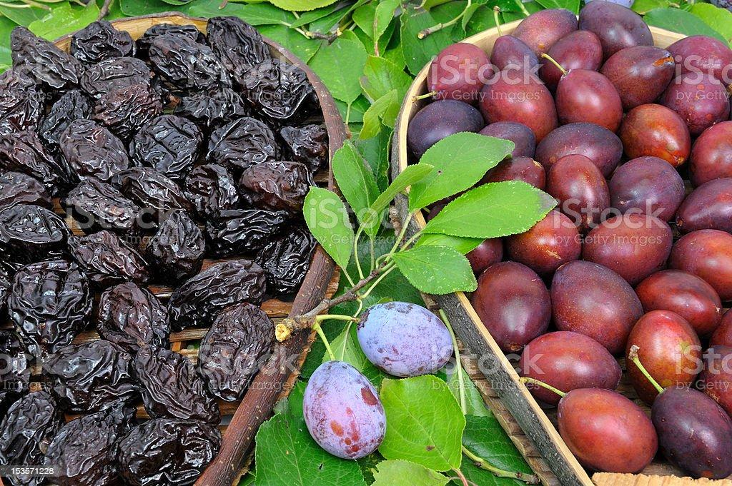 plum five stock photo