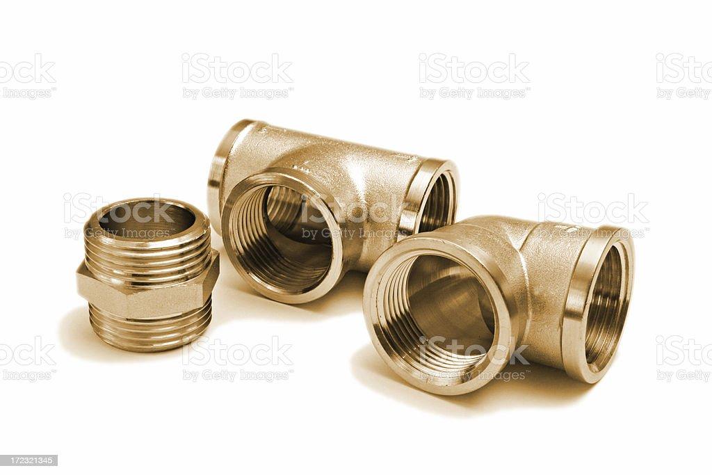 plumbings royalty-free stock photo