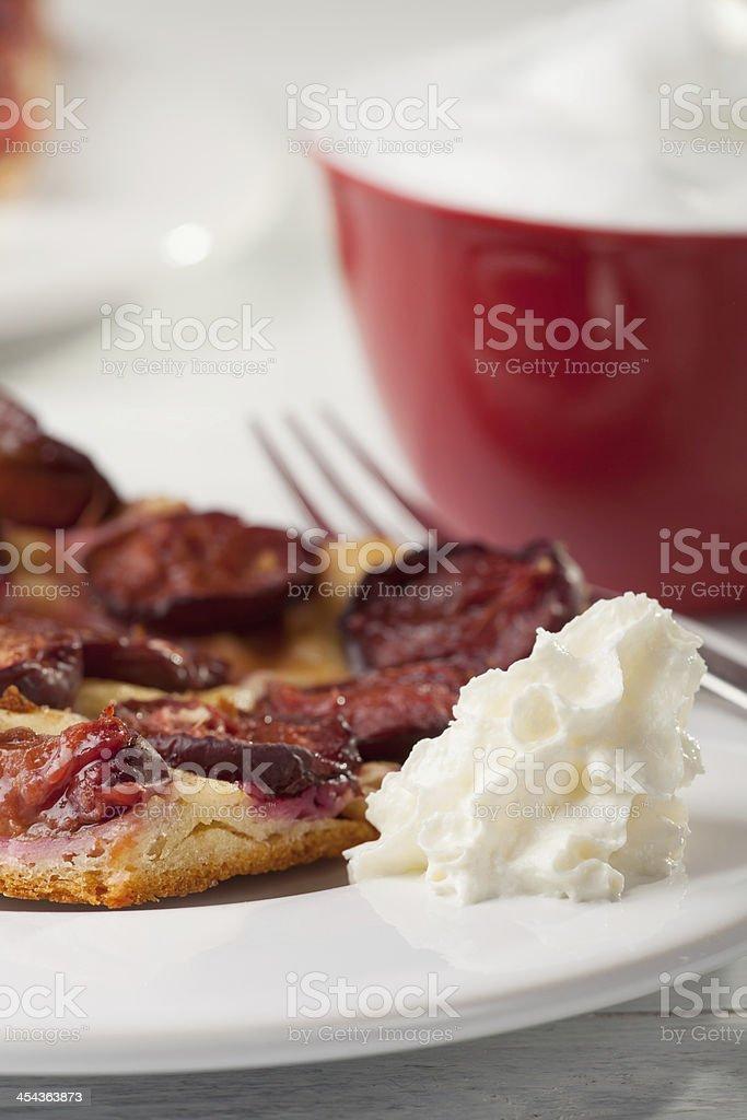 plumcake royalty-free stock photo