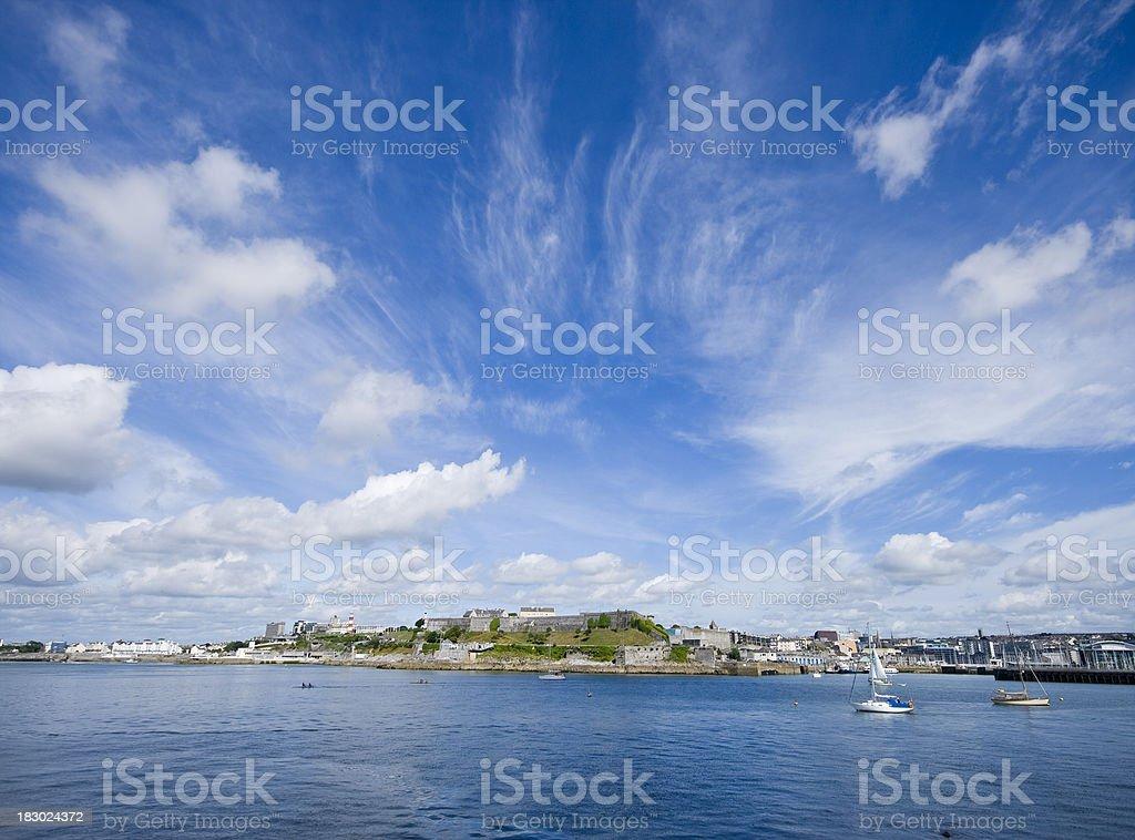 Plymouth stock photo