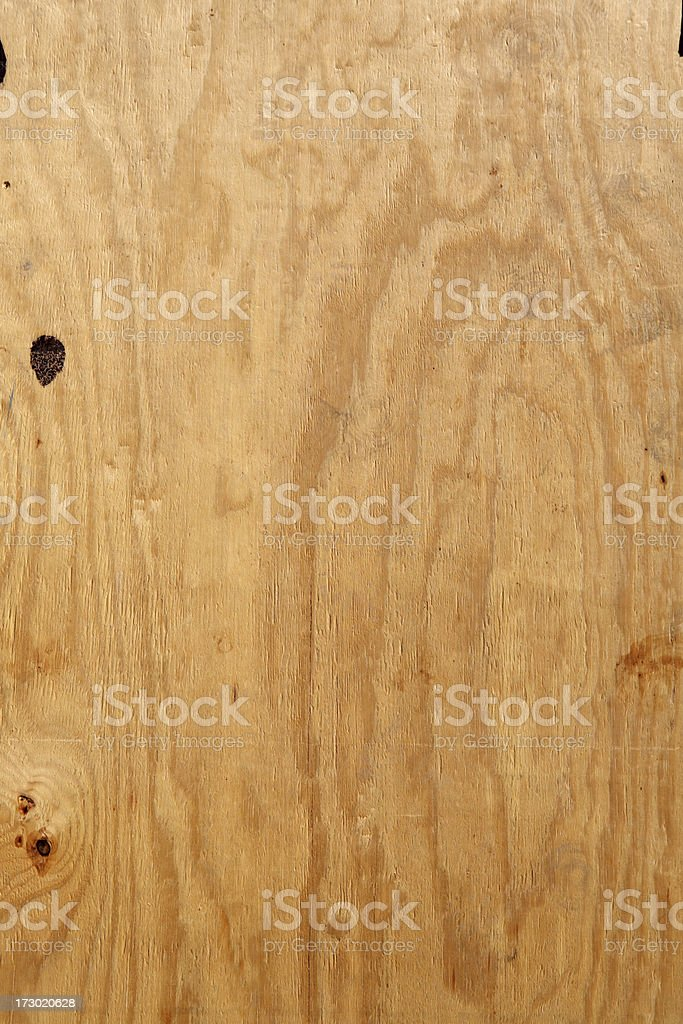 Plywood royalty-free stock photo