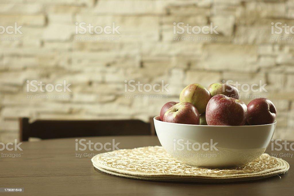 po prostu jabłka zbiór zdjęć royalty-free
