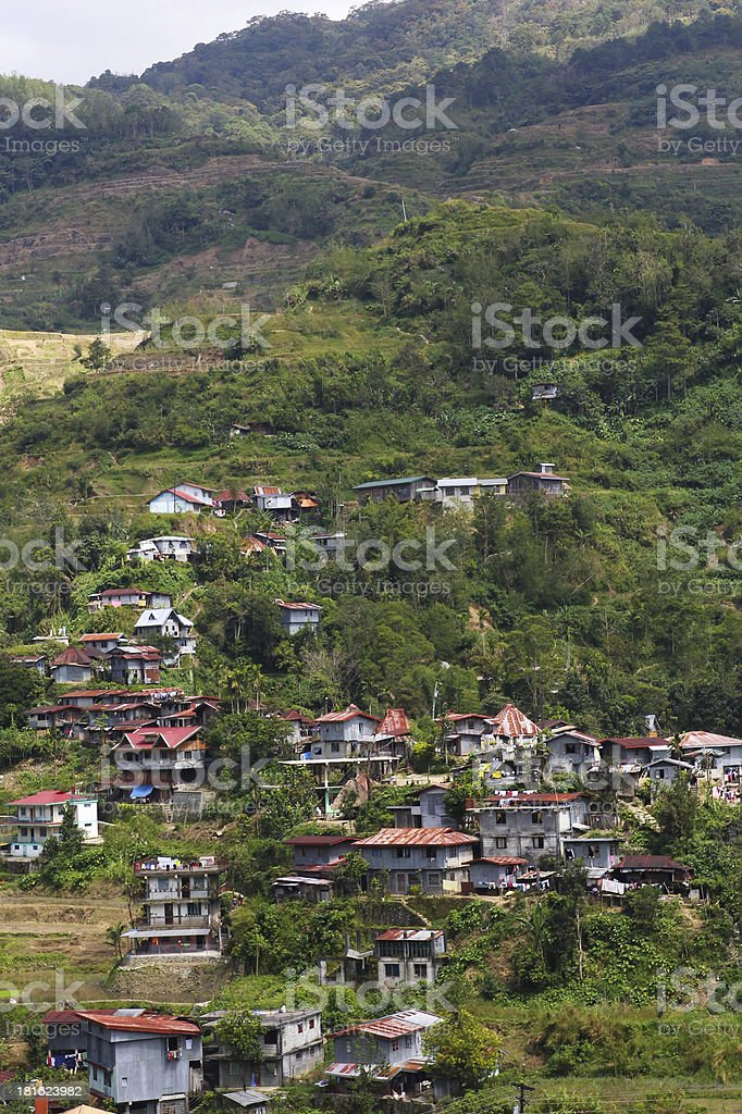 poblado stock photo