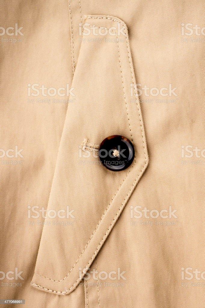 Pocket Button stock photo