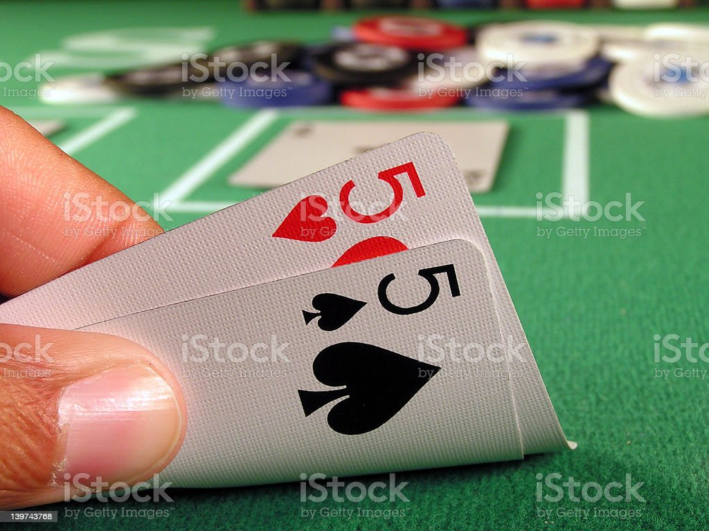 Pocket Fives stock photo