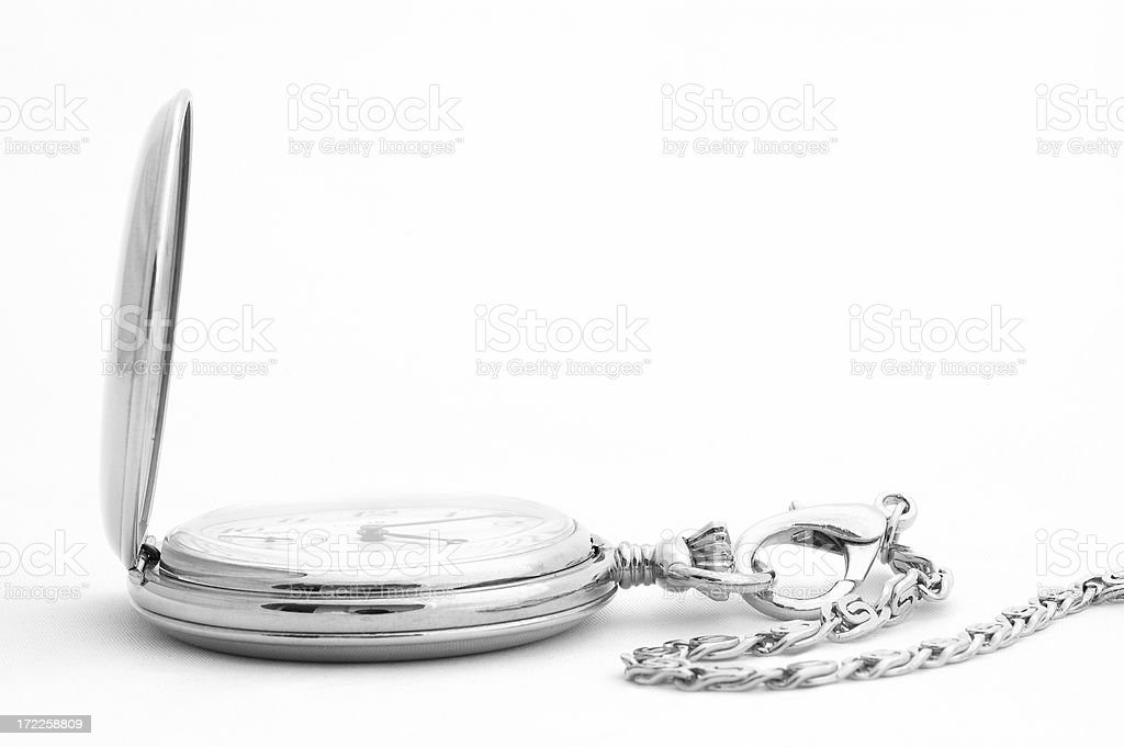 Pocket Watch 02 royalty-free stock photo