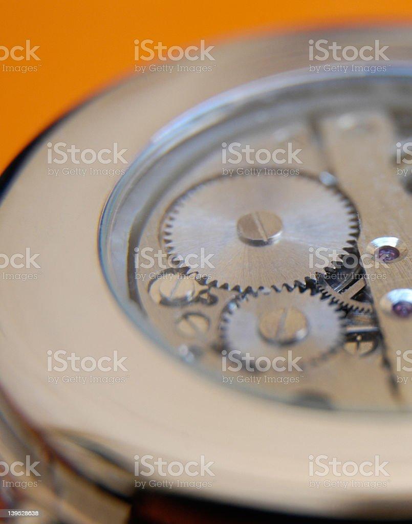 pocket watch close-up royalty-free stock photo