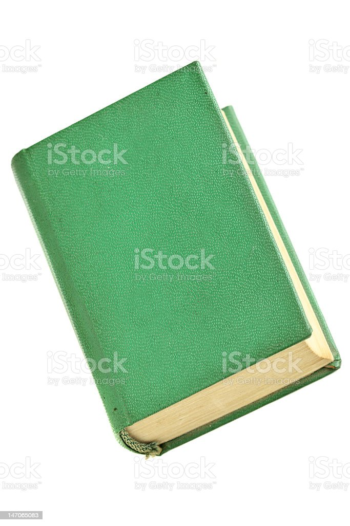 Pocket-size book royalty-free stock photo