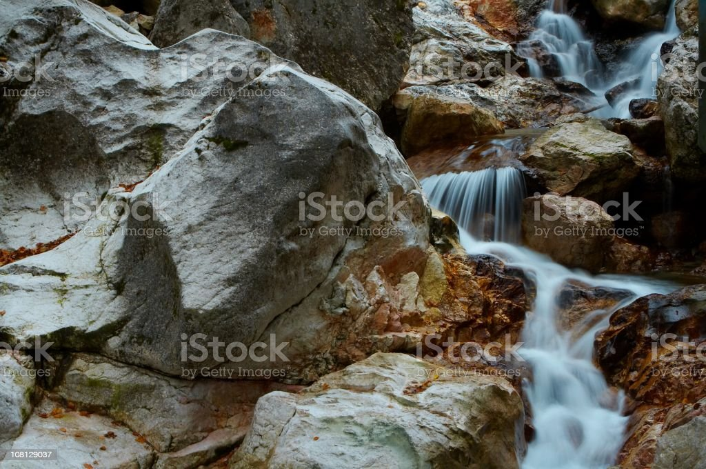 poellat canyon royalty-free stock photo