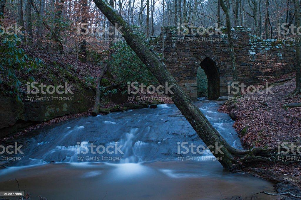 Poinsett Bridge stock photo