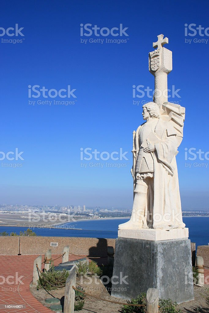 Point Loma stock photo