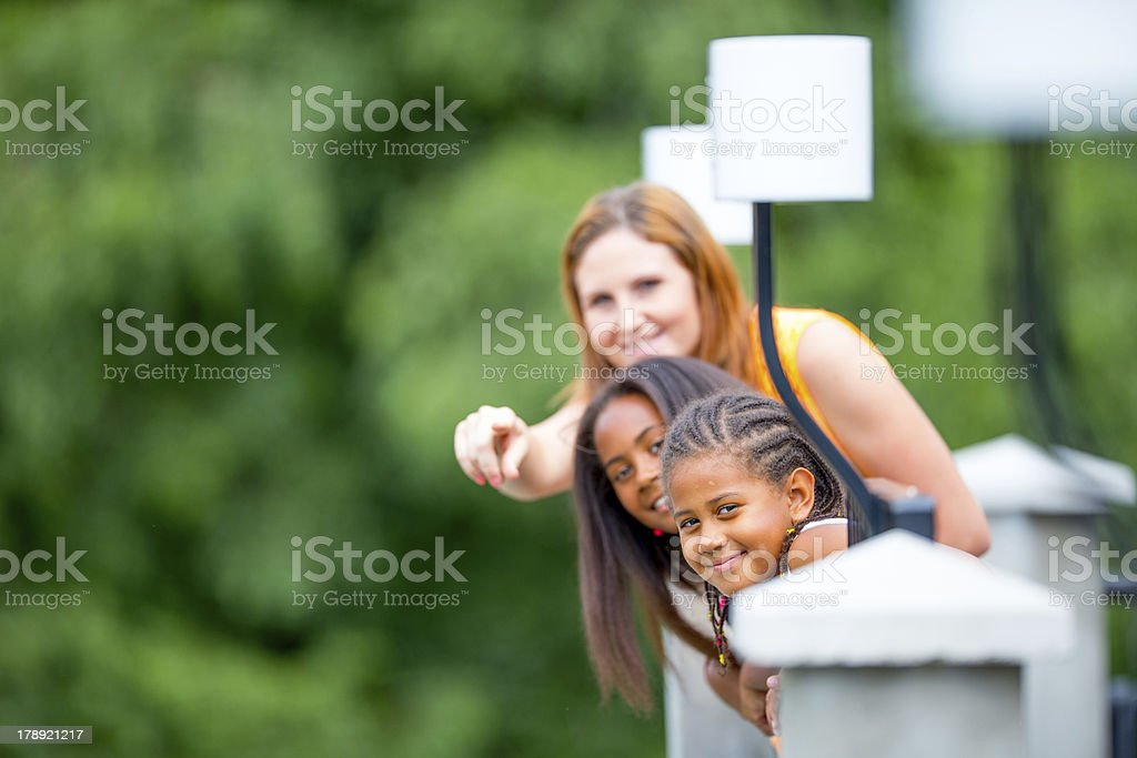 Point  of interest royalty-free stock photo
