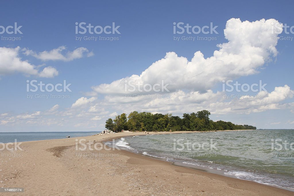 Point Pelee National Park stock photo