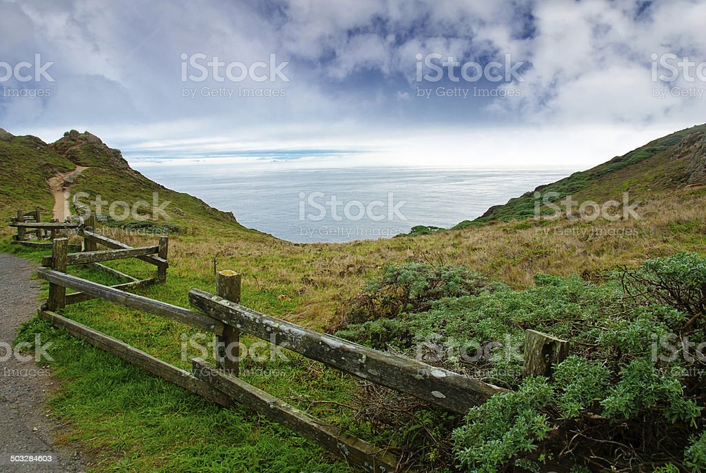 Point Reyes National Seashore, California stock photo