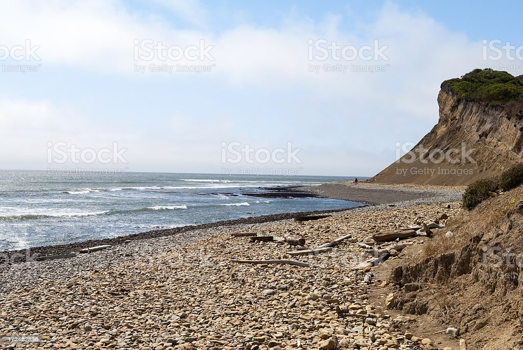 Point Reyes National Seashore royalty-free stock photo