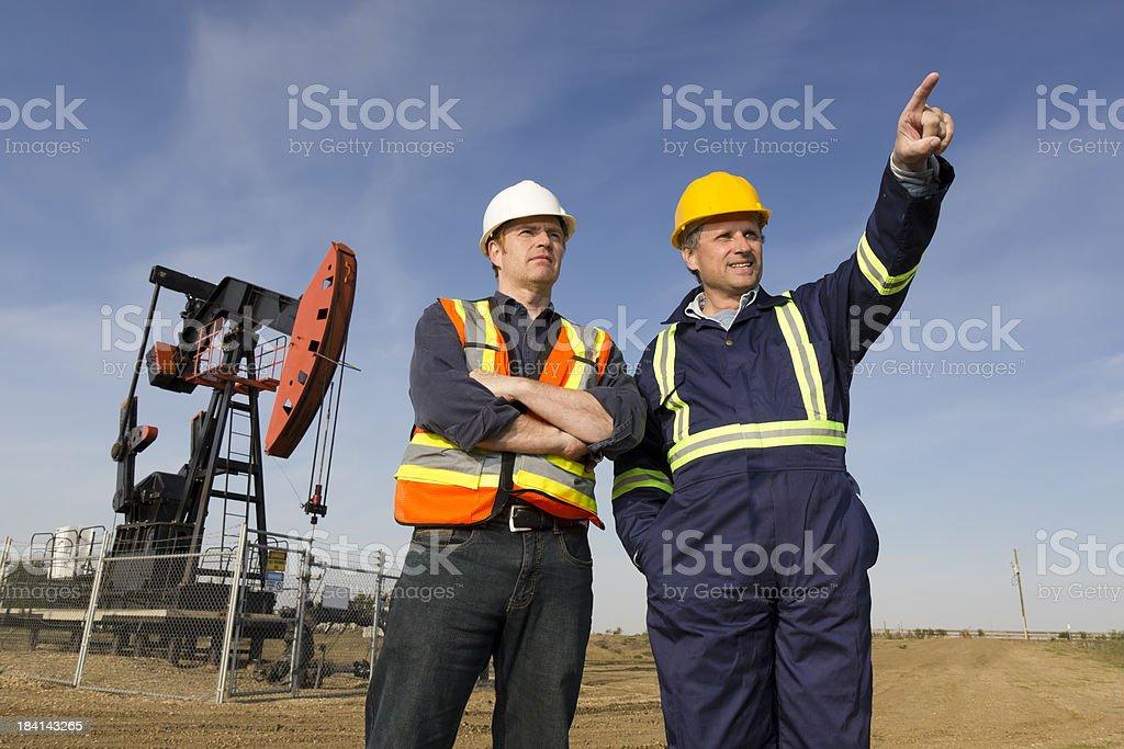 Pointing it Out royalty-free stock photo