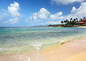 Poipu public beach