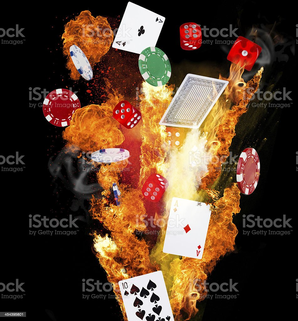 poker background royalty-free stock photo