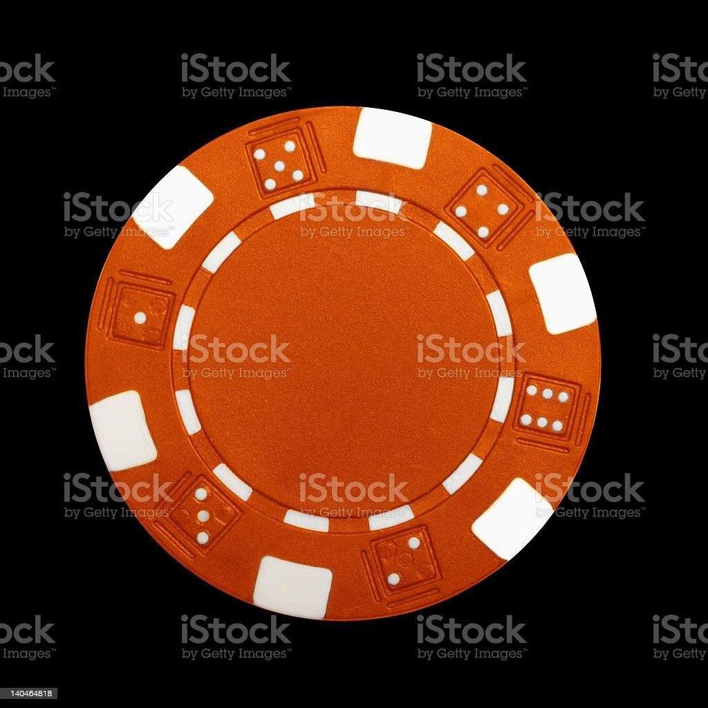 poker chip royalty-free stock photo
