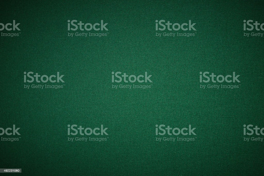 Poker green table stock photo