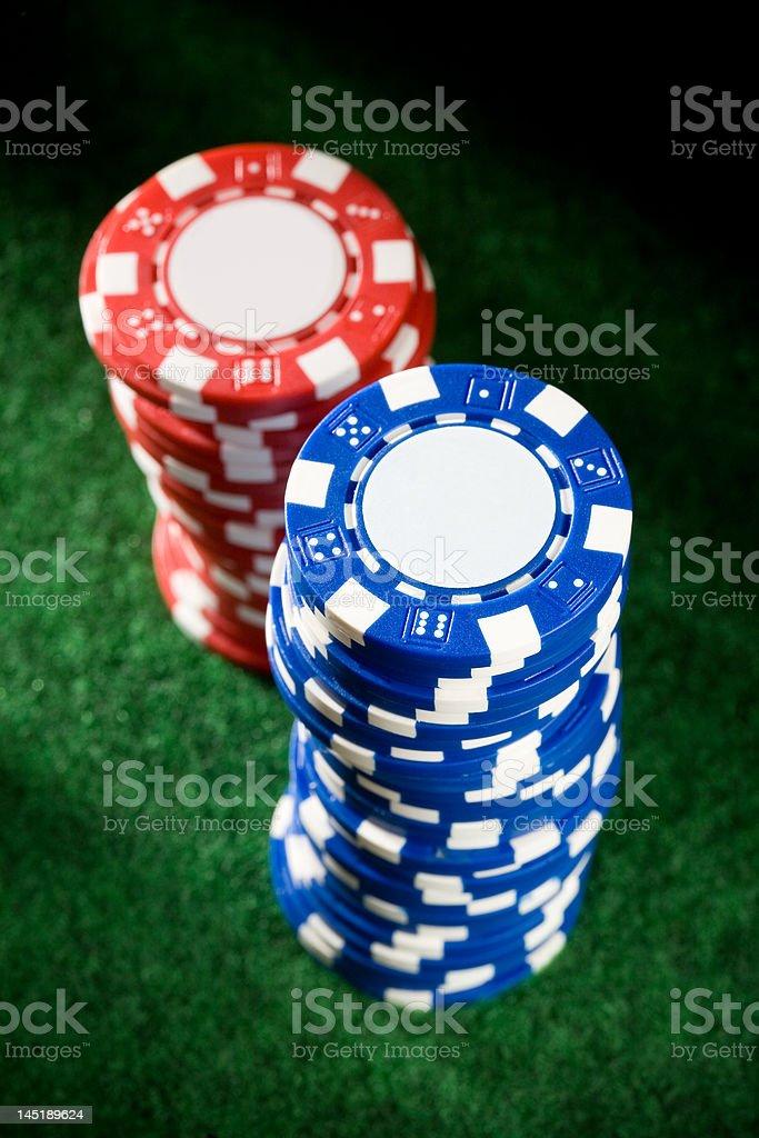Poker #6 stock photo