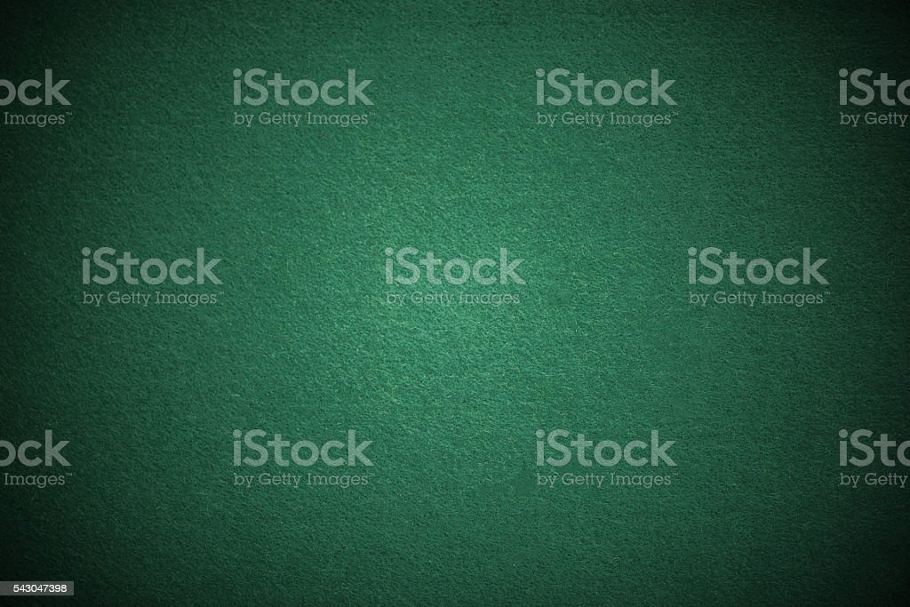 poker table from overhead stock photo