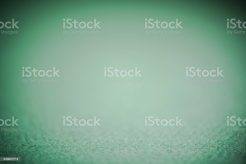 poker table green background stock photo