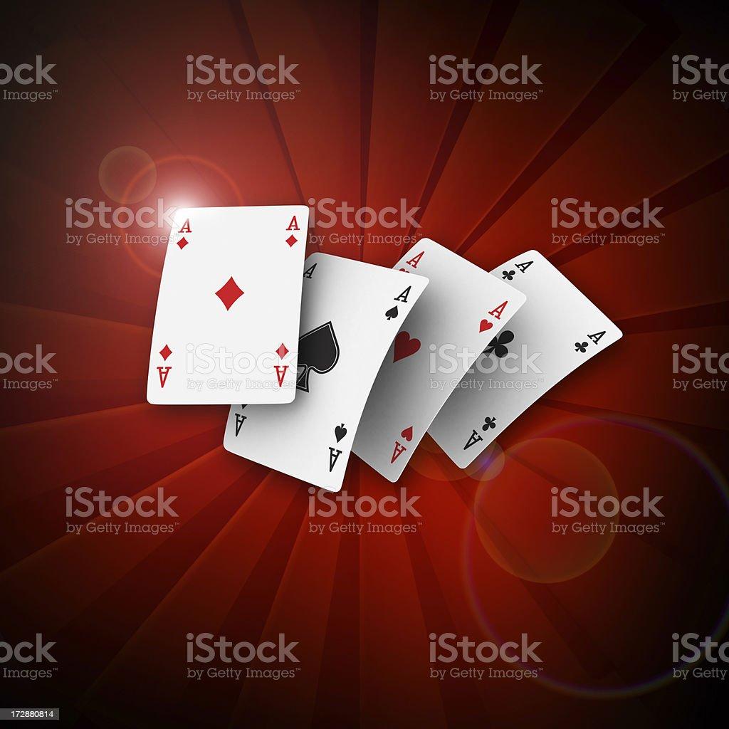 poker2 royalty-free stock photo