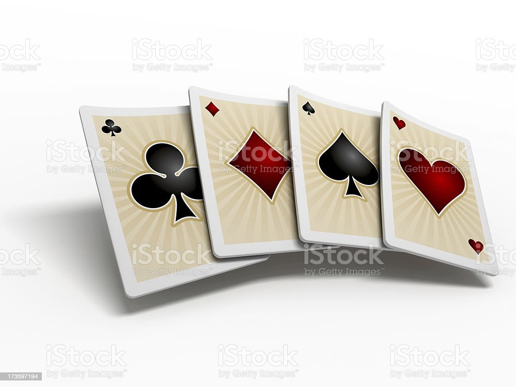 poker-suit royalty-free stock photo