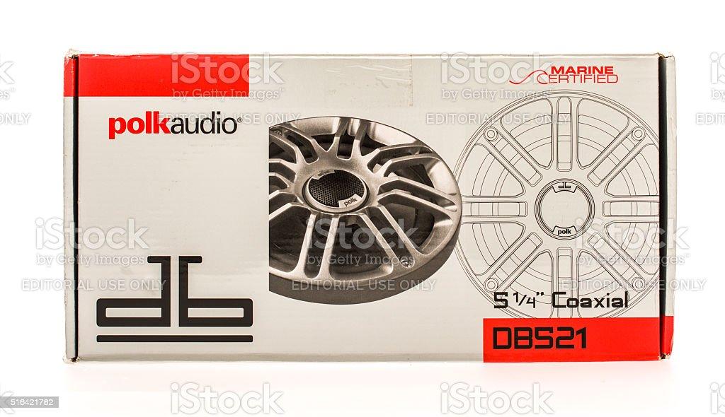 Pokl Audio stock photo